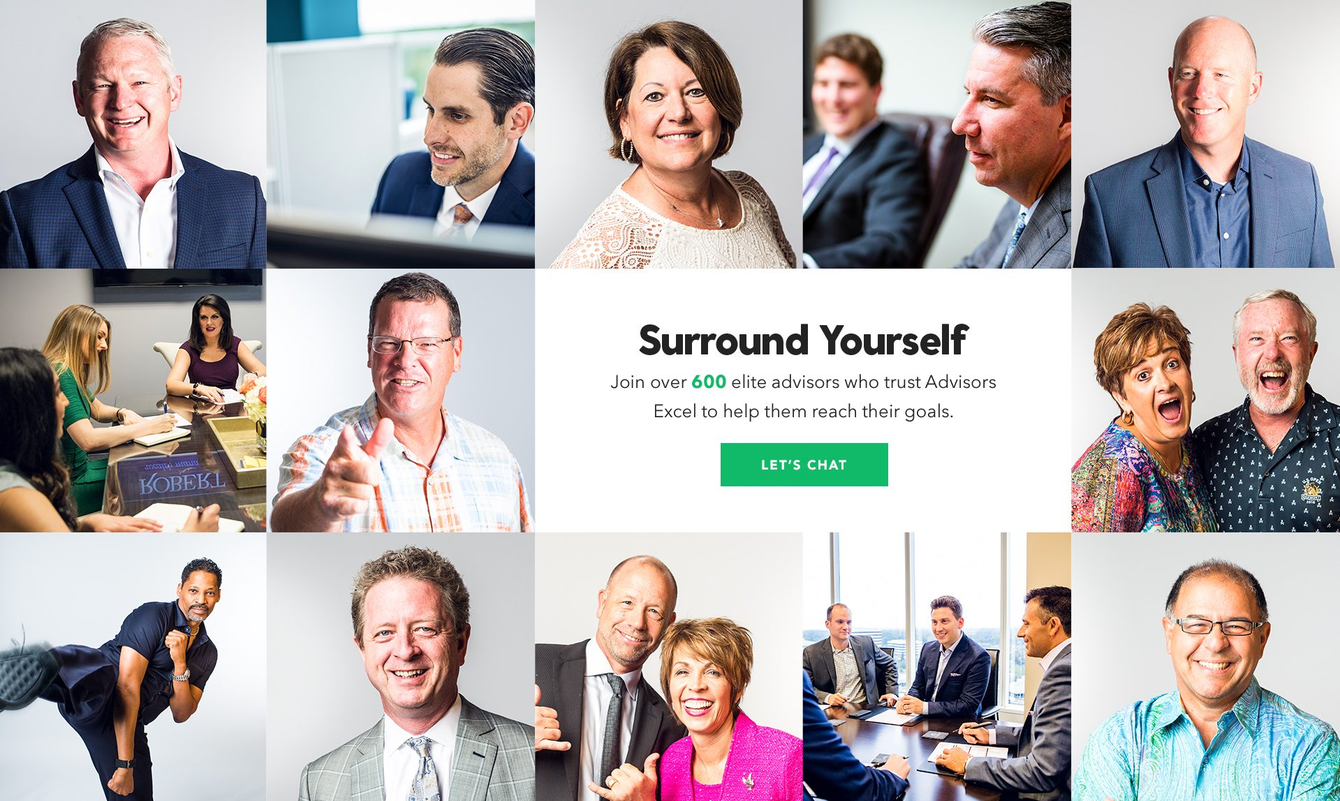 Advisors Excel | Build the financial practice of your dreams